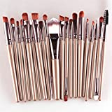 20pcs Eye Makeup Brushes Set Eyeshadow Blending Brush Review and Comparison