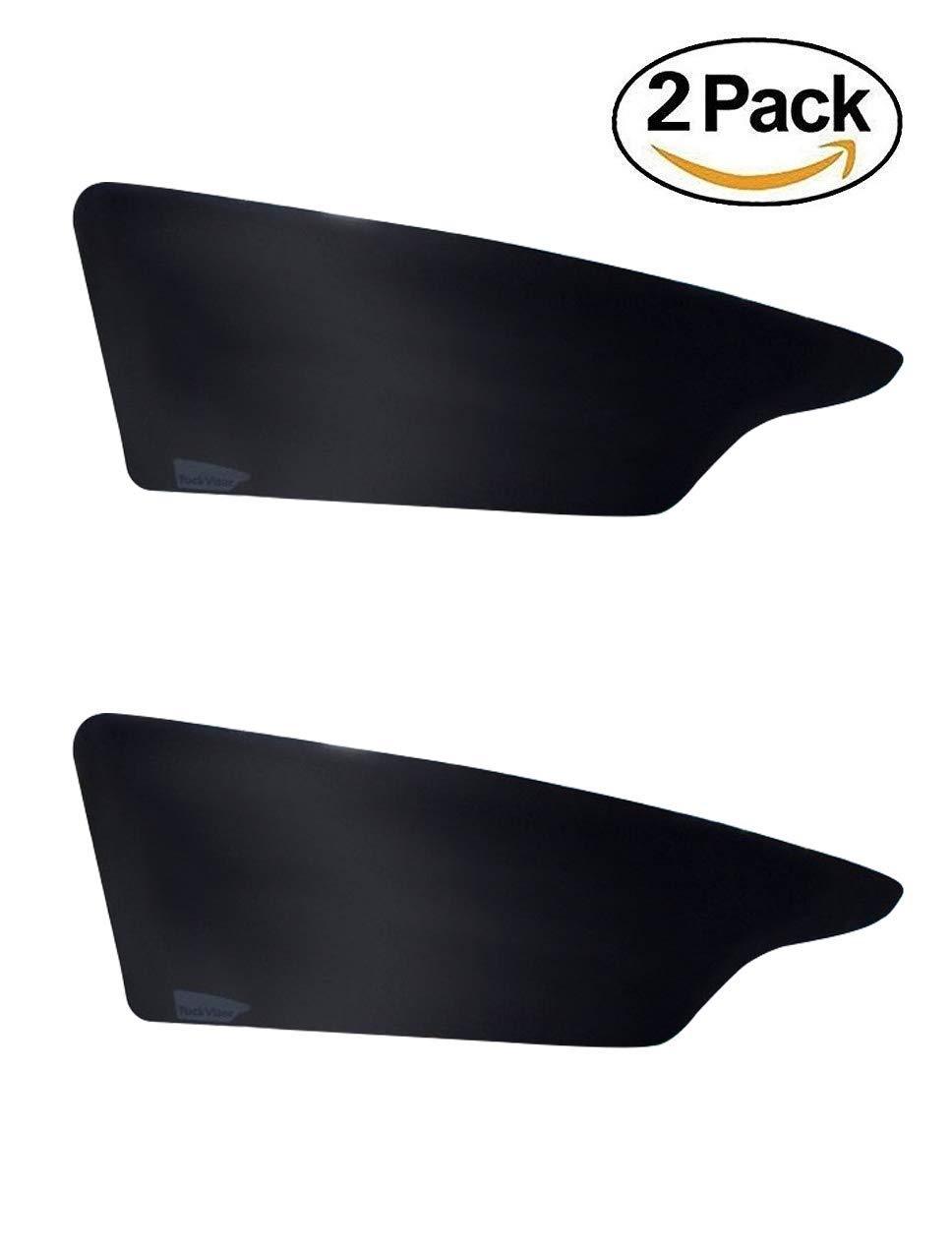 TuckVisor Windshield Sunshade Car Sun Window Shade Visor Shades Sunshade Visors Extender 4 Pack
