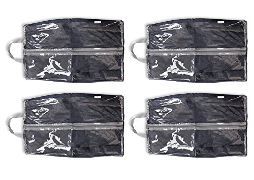 Juvale Shoe Bag for Travel - Shoe Storage for Sports Shoes,