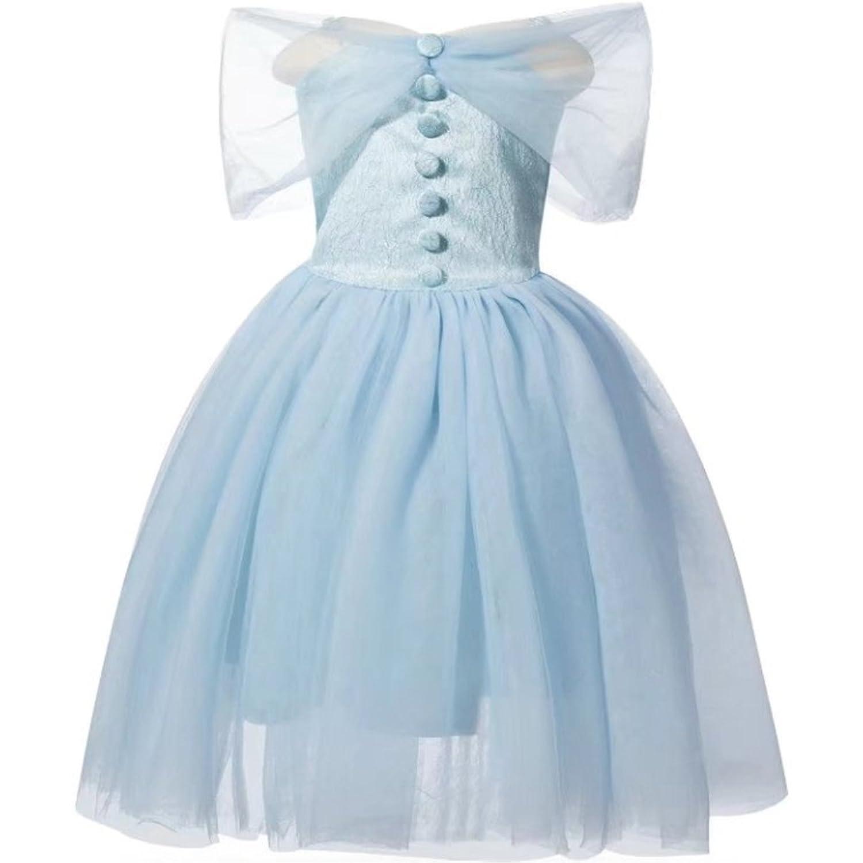 Amazon.com: Baby Girls Cinderella Dress, Kimocat Princess Pageant ...
