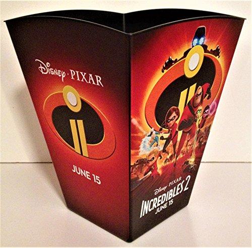 2 Movie Theater Exclusive 170 oz Popcorn Tub ()