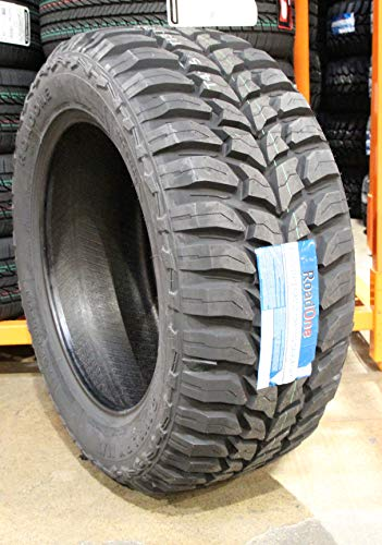 Roadone Cavalry M/T RL1303 33x12.50R20, 33 12.50 20, E Load Rated (Best 20 Tires For Truck)
