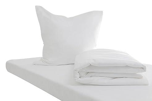 MSS Anti Allergie Set Kopfkissen , Bettdecken  Und Matratzenbezug (80/80,