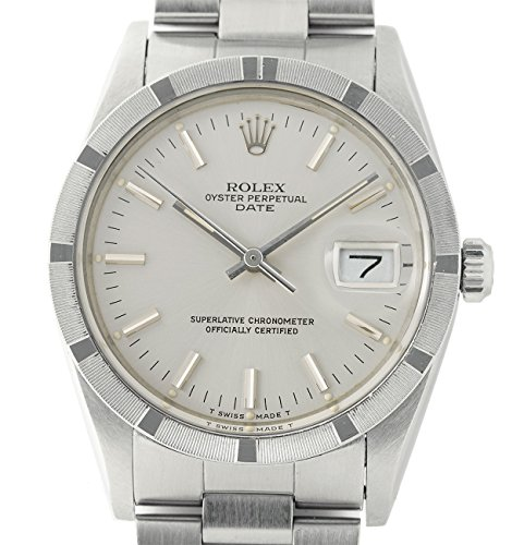 Rolex Oyster Perpetual automatic-self-wind mens Watch 15010 (Certified Pre-owned)