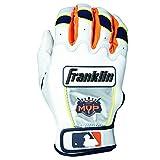 Franklin Sports MLB CFX Pro Signature Series Batting Gloves (Cabrera/Cano/Ortiz)