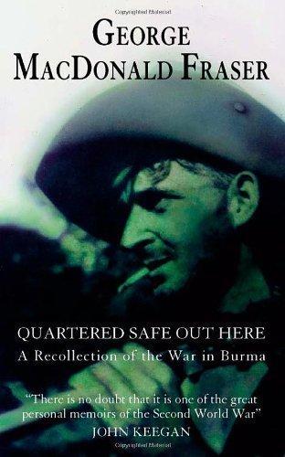 Quartered Safe Out Here by George M Fraser (Dec 9 (Quartered Safe)