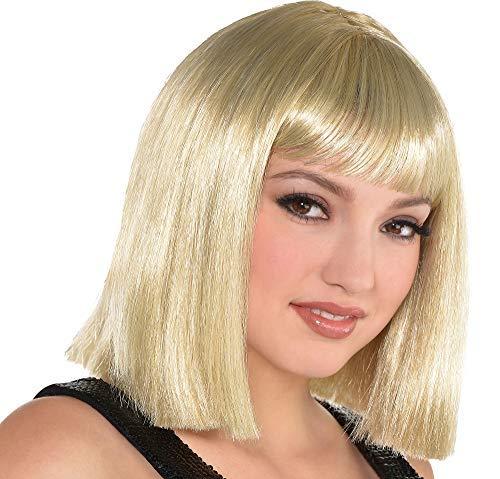 Blonde Fancy Dress Characters - Adult Blonde Bob