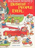Busiest People Ever, Richard Scarry, 0394932935