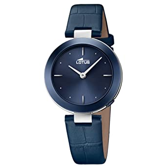 Lotus Minimalist 18486/2 Wristwatch for women Design Highlight