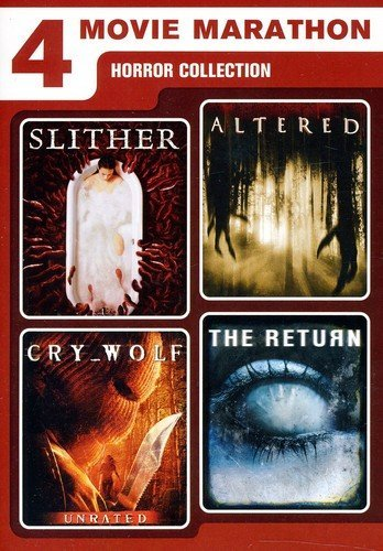 - 4 Movie Marathon: Horror Collection (Slither / Altered / Cry_Wolf / The Return)