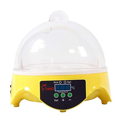 Amazon.com: ALWUD Incubadores para huevos de incubación ...