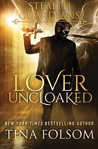 book cover of Lover Uncloaked