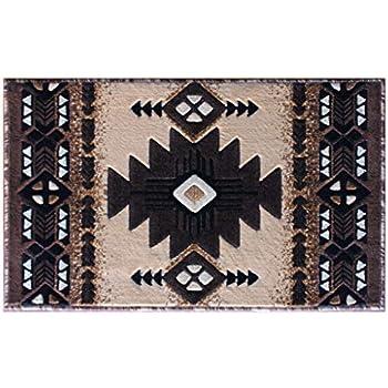 Amazon Com South West Native American Door Mat Area Rug