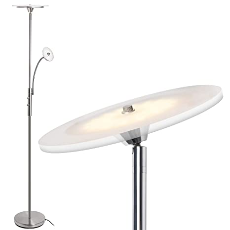 Charitable Super 2 Dual Arm White Led Music Stand Light Lamp Elegant Appearance Lights & Lighting