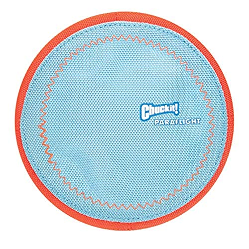 Chuckit! Paraflight Flyer Dog Frisbee for Long Distance