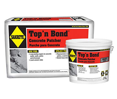 (Sakrete Top 'n Bond Concrete Patcher - 10 lb.)