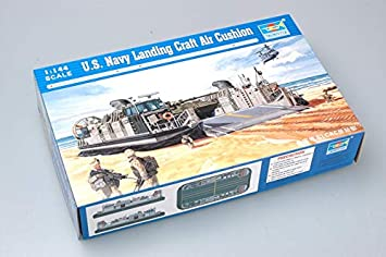 Trumpeter 107 - Aterrizaje USMC Craft cojín neumático ...