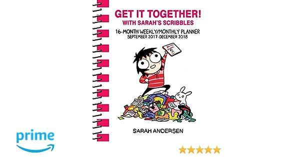 SarahS Scribbles 2018 Diary: Amazon.es: Sarah Andersen: Libros en idiomas extranjeros