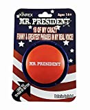 KINREX Trump Sound Button - Talking Donald Gag Gifts for Men, Women, Adults - Funny Noise Maker with 18 Crazy & Greatest Phrases of Mr. President's Real Voice