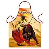 ''España'' - Kitchen Apron - 100% Polyester