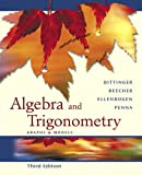 Algebra and Trigonometry 9780321279118