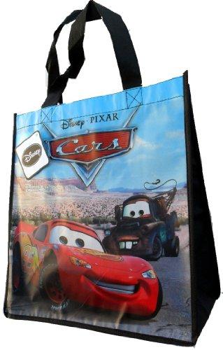 Disney Pixar Cars Reusable Tote Bag - 13 x 14 x - Cars Gift Bags