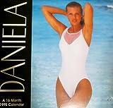 1995 Daniela Pestova Wall Calendar (12