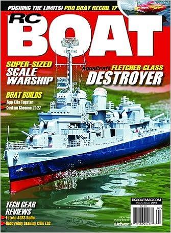 RC Boat Volume #7: Various: Amazon com: Books
