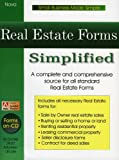 Real Estate Forms Simplified, Daniel Sitarz, 1892949091