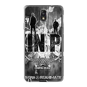 AlissaDubois Samsung Galaxy Note3 Great Hard Phone Case Custom Attractive Linkin Park Series [RWD9144BmHm]