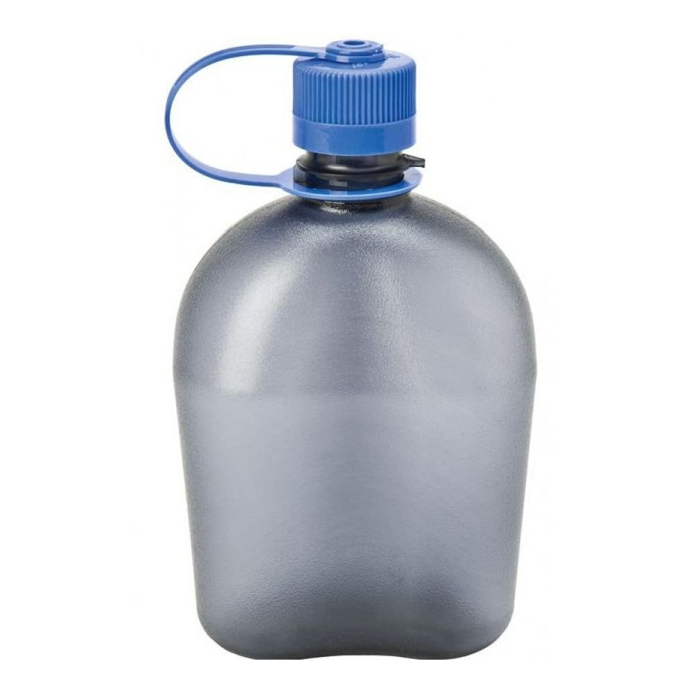 Purplebox NalgeneオアシスBPAフリー32オンスEveryday Canteenグレーキャンプ水ボトル B01EZS2HQW