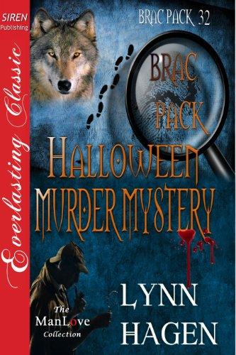 Brac Pack Halloween Murder Mystery [Brac Pack 32] (Siren Publishing Everlasting Classic ManLove)]()