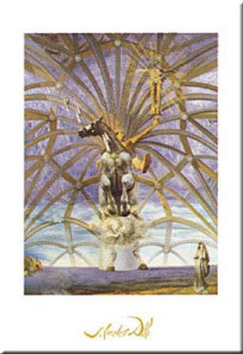 Santiago El Grande by Salvador Dali 20x16 Art Print Poster (El Santiago Grande)