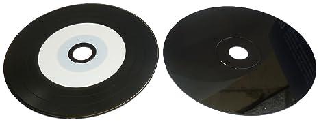 Traxdata - Ritek Inkjet White Vinyl Effect Inkjet Printable ...