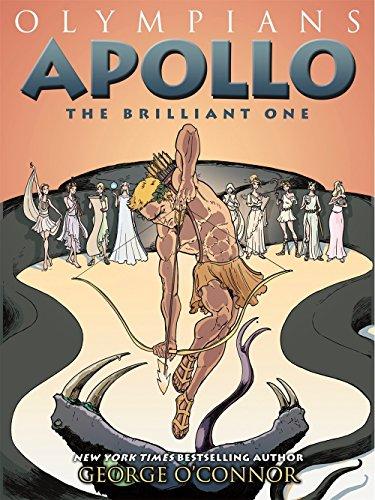- Olympians: Apollo: The Brilliant One