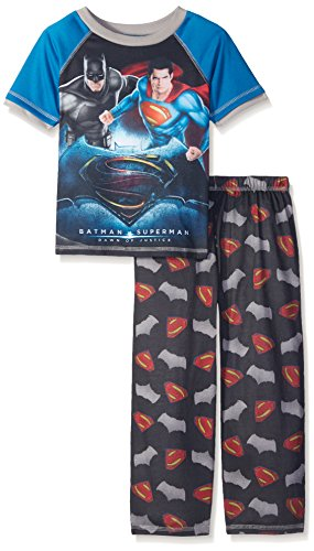 Justice League Boys' Batman Vs Superman 2 Piece Pant Set at Gotham City Store