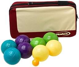 Halex Classic Series Bocce Set (100mm Liquid Filled Balls)