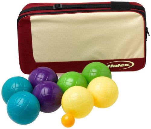 Ball Halex Bocce - Halex Classic Series Bocce Set (100mm Liquid Filled Balls)