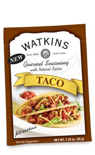 Watkins Gourmet Taco Seasoning