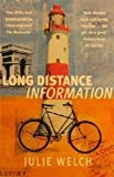 img - for Long Distance Information by Julie Welch (2000-03-10) book / textbook / text book
