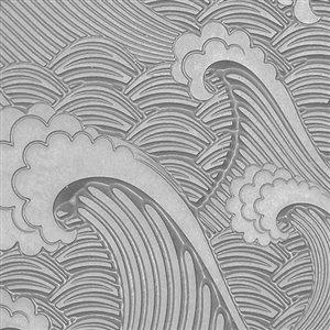 - Cool Tools - Flexible Texture Tile - Waves Reverse - 4