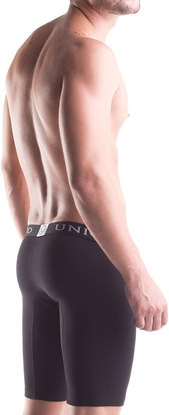 Unico Boxer Xtra Long Leg Athletic CRISTALINO Cotton