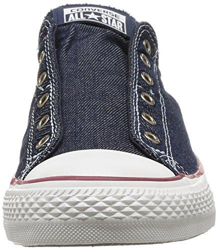 Converse All Star Slip Denim Unisex-Erwachsene halbschuhe blau