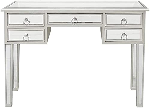 SSLine Mirrored Makeup Desk Vanity Dressing Table
