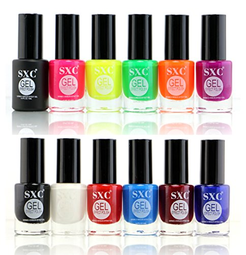 No Light Gel Nail Polish: Amazon.com