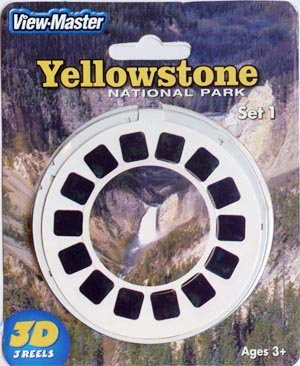 View Master: Yellowstone National Park - Set 1 by View Master (Image #2)