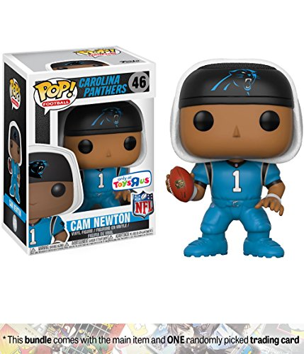Cam Newton [Panthers Color Rush] (Toys