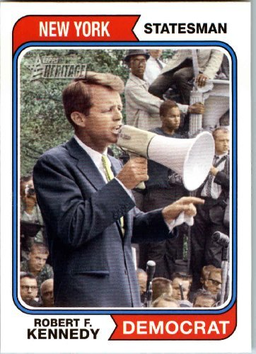 2008-topps-american-heritage-73-robert-f-kennedy-democrat-statesman-and-jurist-trading-card-in-prote
