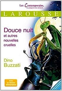 Douce Nuit et autres nouvelles cruelles par Buzzati