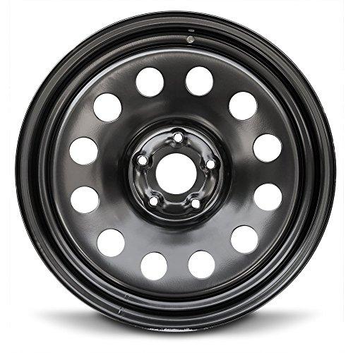 Steel Wheel Rim - Road Ready Replacement For 20 Inch Steel Wheel Rim 2002-2008 Dodge Ram 1500 Pickup
